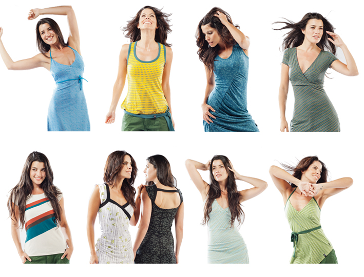 Vestidos Estampados Curtos Fotos Modelos Peeteepics Picture